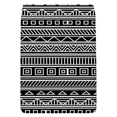 Myria Wrapping Paper Black Flap Covers (s)  by Alisyart