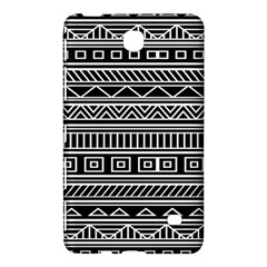 Myria Wrapping Paper Black Samsung Galaxy Tab 4 (8 ) Hardshell Case  by Alisyart