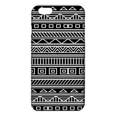 Myria Wrapping Paper Black Iphone 6 Plus/6s Plus Tpu Case by Alisyart