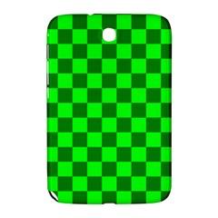 Plaid Flag Green Samsung Galaxy Note 8 0 N5100 Hardshell Case  by Alisyart