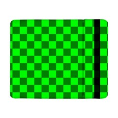 Plaid Flag Green Samsung Galaxy Tab Pro 8 4  Flip Case by Alisyart
