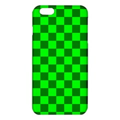 Plaid Flag Green Iphone 6 Plus/6s Plus Tpu Case by Alisyart