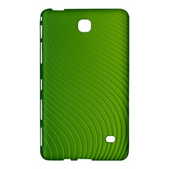Green Wave Waves Line Samsung Galaxy Tab 4 (8 ) Hardshell Case  by Alisyart