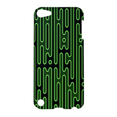 Pipes Green Light Circle Apple Ipod Touch 5 Hardshell Case by Alisyart