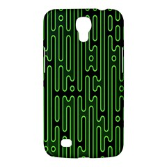 Pipes Green Light Circle Samsung Galaxy Mega 6 3  I9200 Hardshell Case by Alisyart