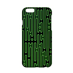 Pipes Green Light Circle Apple Iphone 6/6s Hardshell Case by Alisyart