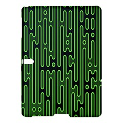Pipes Green Light Circle Samsung Galaxy Tab S (10 5 ) Hardshell Case  by Alisyart