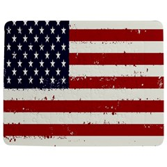 Flag United States United States Of America Stripes Red White Jigsaw Puzzle Photo Stand (rectangular) by Simbadda
