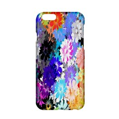 Flowers Colorful Drawing Oil Apple Iphone 6/6s Hardshell Case by Simbadda