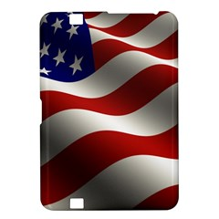 Flag United States Stars Stripes Symbol Kindle Fire Hd 8 9  by Simbadda
