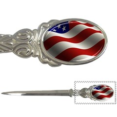 Flag United States Stars Stripes Symbol Letter Openers by Simbadda