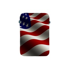 Flag United States Stars Stripes Symbol Apple Ipad Mini Protective Soft Cases by Simbadda