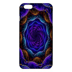 Flowers Dive Neon Light Patterns Iphone 6 Plus/6s Plus Tpu Case by Simbadda