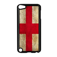Georgia Flag Mud Texture Pattern Symbol Surface Apple Ipod Touch 5 Case (black) by Simbadda