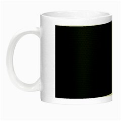 Leather Stitching Thread Perforation Perforated Leather Texture Night Luminous Mugs by Simbadda