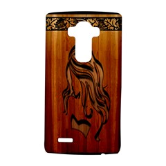 Pattern Shape Wood Background Texture Lg G4 Hardshell Case by Simbadda