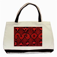 Leather Point Surface Basic Tote Bag by Simbadda
