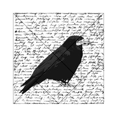 Black Raven  Acrylic Tangram Puzzle (6  X 6 ) by Valentinaart