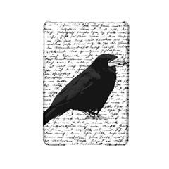 Black Raven  Ipad Mini 2 Hardshell Cases by Valentinaart