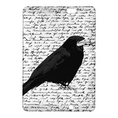 Black Raven  Kindle Fire Hdx 8 9  Hardshell Case by Valentinaart