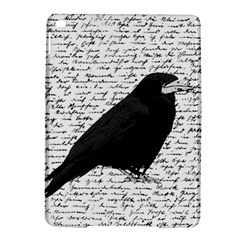 Black Raven  Ipad Air 2 Hardshell Cases by Valentinaart