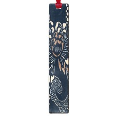 Patterns Dark Shape Surface Large Book Marks by Simbadda
