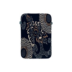 Patterns Dark Shape Surface Apple Ipad Mini Protective Soft Cases by Simbadda