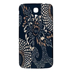 Patterns Dark Shape Surface Samsung Galaxy Mega I9200 Hardshell Back Case by Simbadda