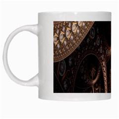 Patterns Dive Background White Mugs by Simbadda
