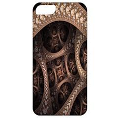 Patterns Dive Background Apple Iphone 5 Classic Hardshell Case by Simbadda