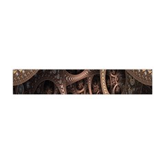 Patterns Dive Background Flano Scarf (mini) by Simbadda