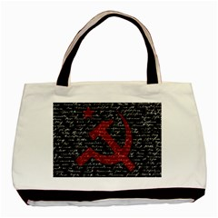 Communism  Basic Tote Bag (two Sides) by Valentinaart