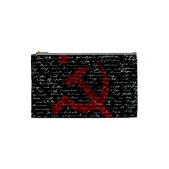 Communism  Cosmetic Bag (small)  by Valentinaart