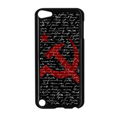 Communism  Apple Ipod Touch 5 Case (black) by Valentinaart