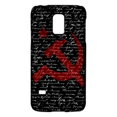 Communism  Galaxy S5 Mini by Valentinaart