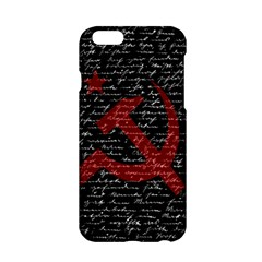 Communism  Apple Iphone 6/6s Hardshell Case by Valentinaart
