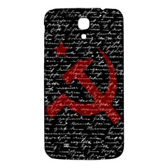 Communism  Samsung Galaxy Mega I9200 Hardshell Back Case by Valentinaart