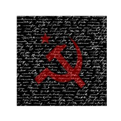 Communism  Small Satin Scarf (square) by Valentinaart
