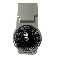 Count Vlad Dracula Money Clips (round)  by Valentinaart