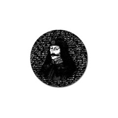 Count Vlad Dracula Golf Ball Marker (10 Pack) by Valentinaart
