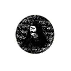 Count Vlad Dracula Hat Clip Ball Marker (10 Pack) by Valentinaart