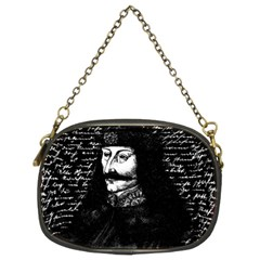Count Vlad Dracula Chain Purses (two Sides)  by Valentinaart
