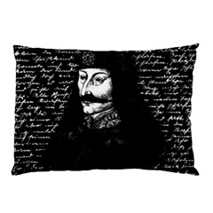 Count Vlad Dracula Pillow Case (two Sides) by Valentinaart
