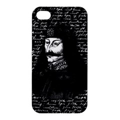 Count Vlad Dracula Apple Iphone 4/4s Premium Hardshell Case by Valentinaart
