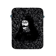 Count Vlad Dracula Apple Ipad 2/3/4 Protective Soft Cases by Valentinaart