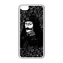 Count Vlad Dracula Apple Iphone 5c Seamless Case (white) by Valentinaart