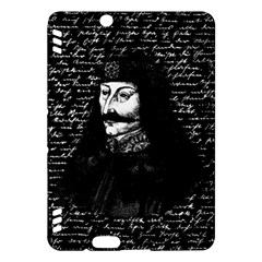 Count Vlad Dracula Kindle Fire Hdx Hardshell Case by Valentinaart