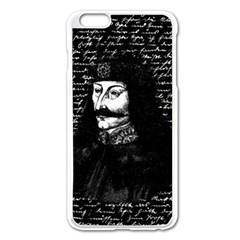 Count Vlad Dracula Apple Iphone 6 Plus/6s Plus Enamel White Case by Valentinaart
