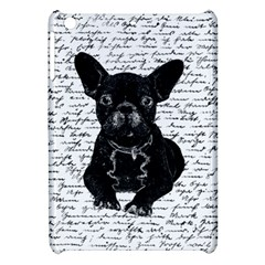 Cute Bulldog Apple Ipad Mini Hardshell Case by Valentinaart