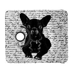 Cute Bulldog Galaxy S3 (flip/folio) by Valentinaart